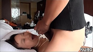 Her husband, amateur wife 04 in business