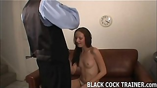 I am craving some big black cock
