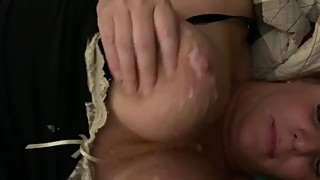 My wife swallow my big black dick