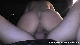 Big cock hot wife brings home a stud to a cuckold you are