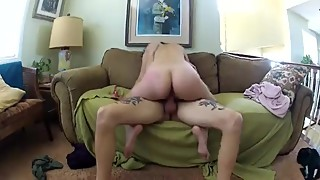 Cuck movies, preggo wife, he knocks always