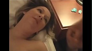The old men take turns to fuck a hot pregnant wife while cuckold videos
