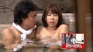 Hot spring cuckold husband vouyer wife group sex 06
