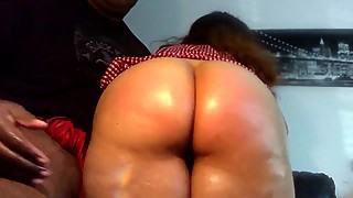 Open-box my big test latin wife thick after the wet. pink. pussy spanish ass