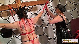 The gilf bondage, hoods, woods, and sensual