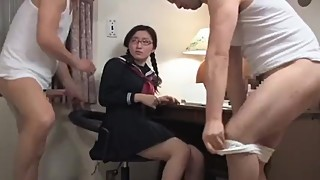 Nsp-035 disable switch loves his daughter dutch wife