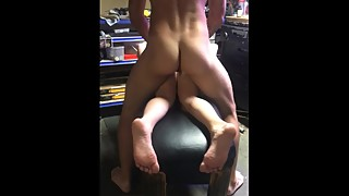 Wife fuck friend while husband takes video