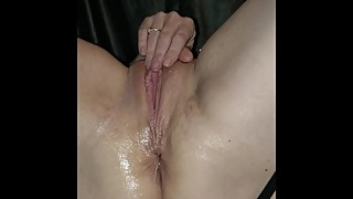 Bruising after rough sex wife solo fingers into the vagina and an asshole