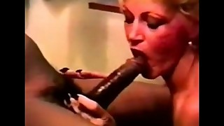 Trashy mature wife with big black cock (comp.)