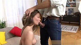 Hot wife pussy eat