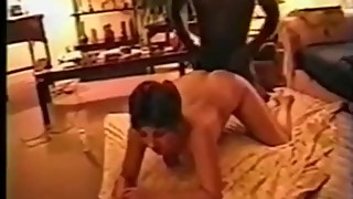 Amateur cucold wife with a big black cock