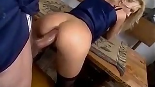 Naughty amateur blonde chick enjoys a big cock in virgin's ass. for more info xvideos-live.tv