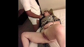 Slut wife when fuck with black man