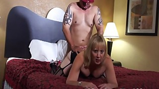 J. of the text in his wife rebecca williams - you want his huge cumshot