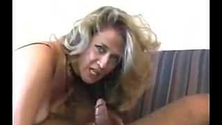 The hot wife she loves to play with the black boys