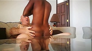 A little hot, wife pussy fucked while husband watches
