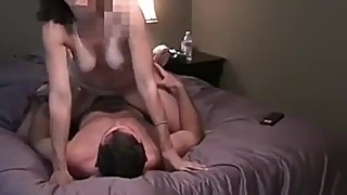 Baby-sitter for the first time, the wife part of the