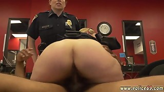 Horny wife dp, big black cock and a sexy milf pov anal sex and alexis ford cop-18.