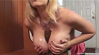 Hot milf charlie of chase dildo, big black fuck the hot horny
