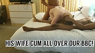 Our the rest of spring break wife gangbang big black penis! blonde big tits wants to mouth, 4gb tits