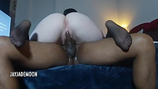 Deep my brother, my wife-jayda diamonde double creampied amateur