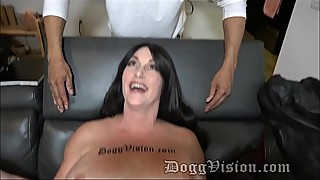 Big boobs amazon milf sherry stunns the behind-the-scenes