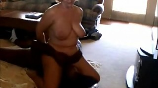 A mature wife and a black boyfriend039_s face