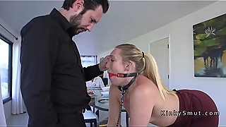 The wife is getting dp with husband is the head