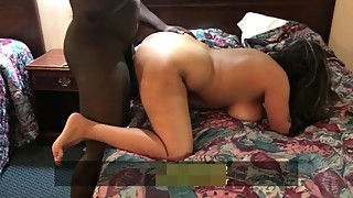 Famous desi wife fucks big black cock 2