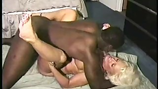 Young and beautiful big black cock, mistress, domina blonde houewife