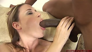 His wife, kylie worthy, it's going to be a big black cock dream come true, and it spewed every where