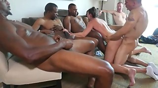 Whitewife blackcum