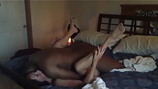 Big black cock cum legs wide, this pussy belongs to you